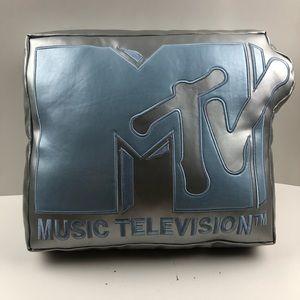 Vintage MTV pillow